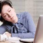 Потеря 16 минут сна может негативно сказаться на работоспособности человека
