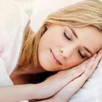 Хороший сон длиной 7-9 часов назван самым простым способом снижения давления