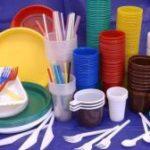 В Евросоюзе запретили изготовление товаров из одноразового пластика